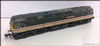 "FARISH 372-248 W Class 47/4 47550 ""University of Dundee"" BR Intercity (Mainline) ** WEATHERED **"